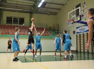 Valmieras pilsētas čempionāts: pirmās spēles jaunajā gadā