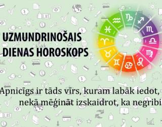 Horoskopi veiksmīgai dienai 10. jūnijam