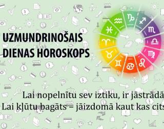 Uzmundrinošie horoskopi 17. martam visām zodiaka zīmēm