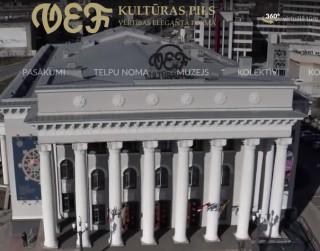 Aicina kultūras procesus Rīgā baudīt internetā