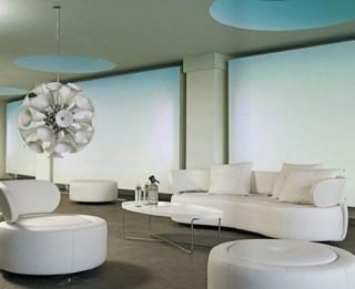 Foto: 25 idejas dzīvojamās istabas interjera izveidei