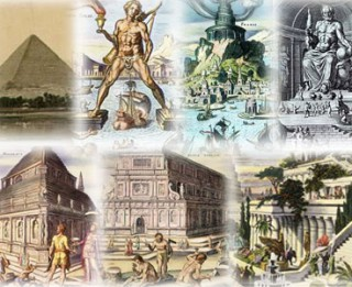 Septiņi antīkās pasaules brīnumi