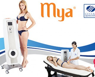 Video: Fitness sliņķiem un aizņemtajiem jeb MYA unikālās procedūras skaistam ķermenim