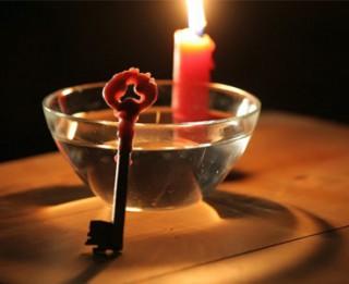 Zīlēšana Helovīnu naktī