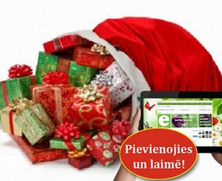 Ziemassvētku Dāvanu maiss 2014. Ir zināmi laimīgie uzvarētāji!