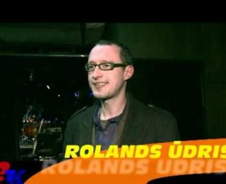 Auto notriektais mūziķis Rolands Ūdris joprojām bezsamaņā