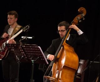 """Starptautiskā džeza mākslinieku konkursa """"Riga Jazz Stage 2016"""" Apbalvošanas ceremonijas priekšvakarā"""