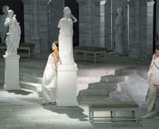 """Latvijas Nacionālās operas iestudējuma """"Manona Lesko"""" ieraksts skatāms starptautiskajā """"Operas platformā"""""""