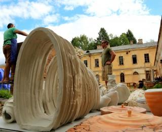Noslēgusies I Latvijas starptautiskā  keramikas biennāle