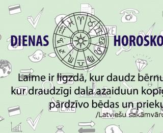 Horoskopi veiksmīgam 8. decembrim visām zodiaka zīmēm