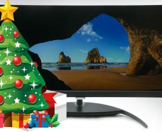 Kāpēc jauns ekrāns var būt lieliska Ziemassvētku dāvana?