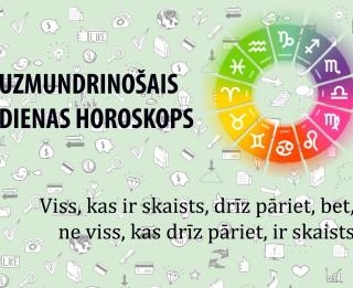 Uzmundrinošie horoskopi 22. februārim visām zodiaka zīmēm
