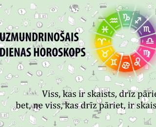 Uzmundrinošie horoskopi 25. februārim visām zodiaka zīmēm