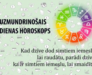 Horoskopi veiksmīgai šodienai, 14. jūnijam