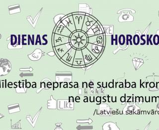 Horoskopi veiksmīgam 28. decembrim visām zodiaka zīmēm
