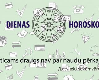Horoskopi veiksmīgam 29. decembrim visām zodiaka zīmēm