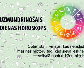 Uzmundrinošie horoskopi 1. janvārim katrai zodiaka zīmei