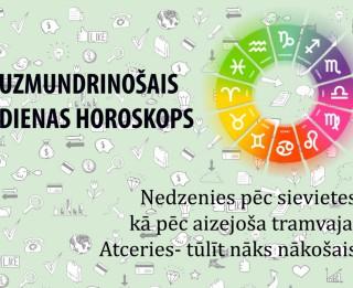 Uzmundrinošie horoskopi 30. janvārim visām zodiaka zīmēm