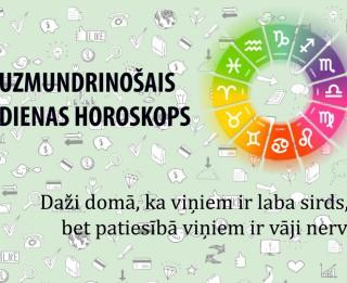 Uzmundrinošie horoskopi 11. februārim visām zodiaka zīmēm