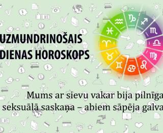 Uzmundrinošie horoskopi 12. februārim visām zodiaka zīmēm