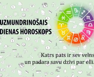 Uzmundrinošie horoskopi 1. martam visām zodiaka zīmēm