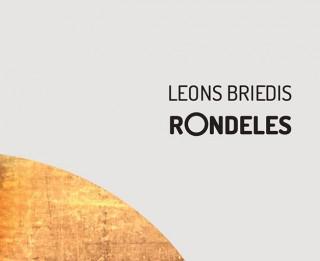 """Izdots Leona Brieža jaunākais - pēdējais dzejas krājums """"Rondeles"""""""