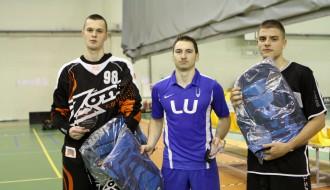 Foto: Latvijas XXVI Universiādes florbola turnīrs