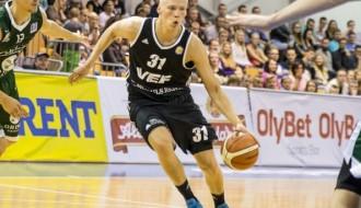 """J.Bērziņš: """"Basketbols pie trenera Frades ir kaut kas jauns, īpaši latviešiem"""""""