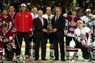 KHL atceļ Cerības kausa izcīņu