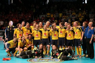 Zviedrija triumf pasaules junioru empionta finl