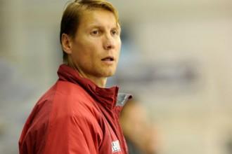 Beļavskis pie Latvijas stūres pasaules čempionātā debitēs pret Kanādu