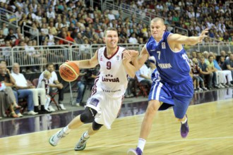"""Dairis Bertāns: """"Jāuzstāda mērķis cīnīties par olimpiādi"""""""