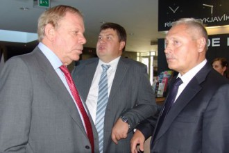 """Lipmans aicina valsts uzņēmumus finansiāli atbalstīt Rīgas """"Dinamo"""""""
