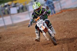 Baltijas čempionu titulus izcīna arī Latvijas motokrosa jaunā paaudze
