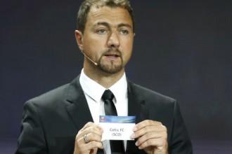 """EL izloze: H grupā četru lielvalstu klubi, """"Celtic"""" izvairās no Varšavas"""
