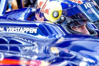 16 gadus vecais Verstapens aizvadījis pirmos F1 testus
