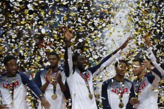 ASV pārliecinoši triumfē Pasaules kausā