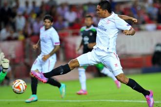 "Eiropas līga: ""Sevilla"" startē ar uzvaru pār ""Feyenoord"""