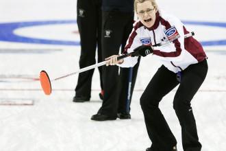 Eiropas kērlinga čempionātā Latrviju pārstāvēs JKK/Staša-Šaršūne