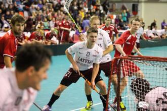 Rīt Valmierā startēs Četru nāciju turnīrs florbolā