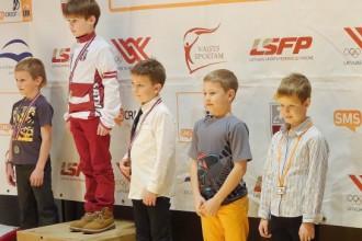 Vecpiebalgā tradicionālajā BMX klubu ballē godināti labākie sportisti