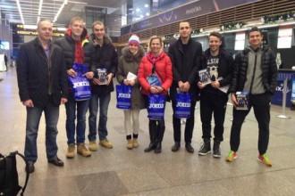 Latvijas izlases sportisti dodas uz Eiropas čempionātu krosā