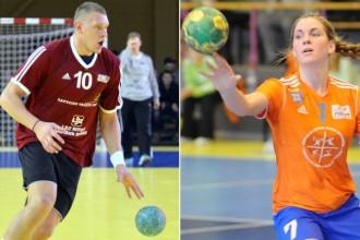 Latvijas gada labākie handbolisti – Krištopāns un  Ņeverovska