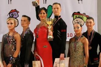 Pasaules čempionāta finālisti uzvar Latvijas čempionātā 10 dejās