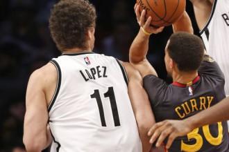 Karijs un Lopess atzīti par nedēļas labākajiem NBA spēlētājiem