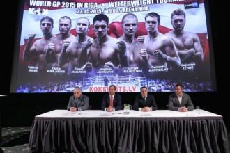 Maijā Rīgā notiks vērienīgs cīņu sporta pasākums Latvijā