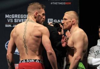 """Foto: """" UFC Fight Night 59t"""" svēršanās procedūra"""