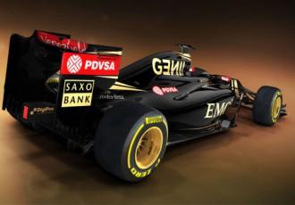 """Foto: Jauno F1 auto atrāda """"Lotus"""" komanda"""