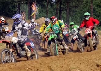Foto: Retro motokross 2014