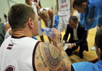 Foto: Kambala atgriežas, Barons uzvar Latvijas Universitāte